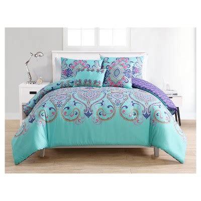 amherst boho comforter set 5pc vcny target