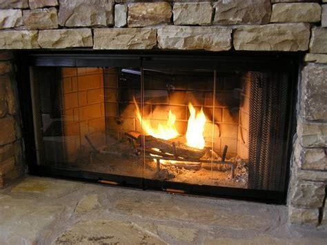 Gas Fireplace Replacement Doors by Heatilator Glass Fireplace Doors And Accessories Supreme