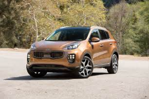 Kia Shortage 2017 Kia Sportage Sx Turbo Review