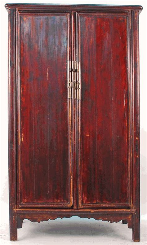 oriental armoire antique asian furniture rare antique chinese ming style