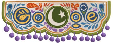 doodle means in urdu 66th pakistan independence day 2012
