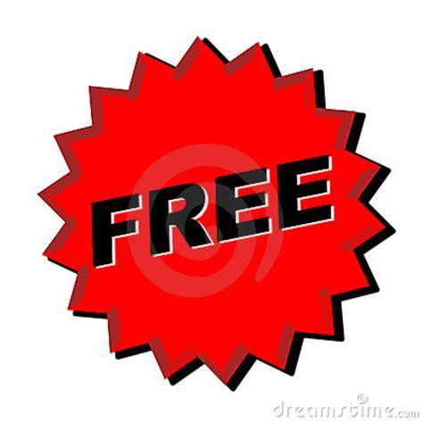 free sign stock photos image 5796053