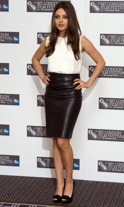 mila kunis style my style pinterest skirts skirt 5870 best leather skirt ladies images on pinterest