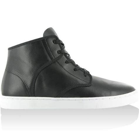 compare kr3w grant shoe s black grain leather white