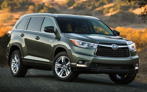 Toyota Highlander 2015 Price 2015 Toyota Highlander Hybrid Pictures Cargurus