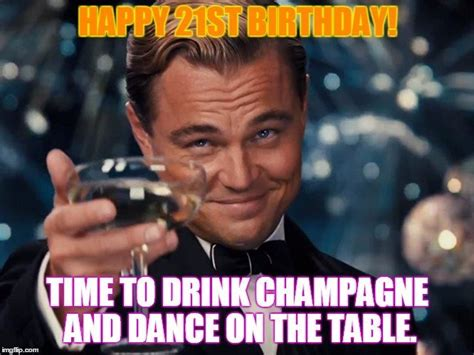 21 Birthday Meme - 20 funniest happy 21st birthday memes sayingimages com