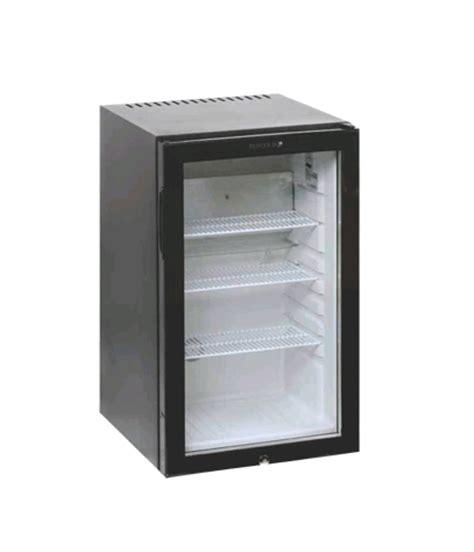 topping bar refrigerator tefcold single door black tm50g counter top minibar fridge