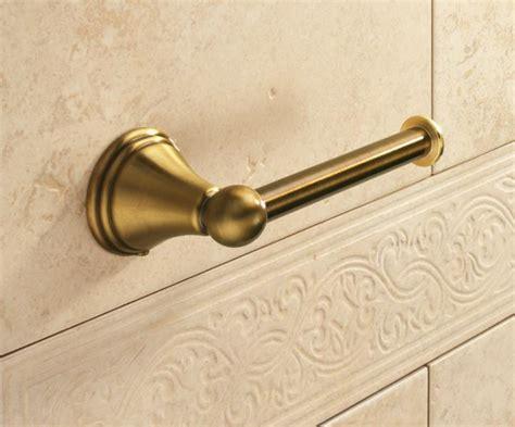accessori bagno bronzo porta rotolo bronzo gedy 752444 per arredo bagno
