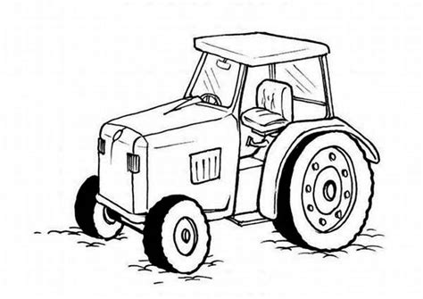 farm tractor coloring page tractor coloring pages bestofcoloring com