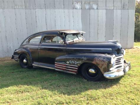 1946 Chevrolet Fleetline For Sale 1946 Chevy Fleetline Rat Rod Rod Patina For Sale