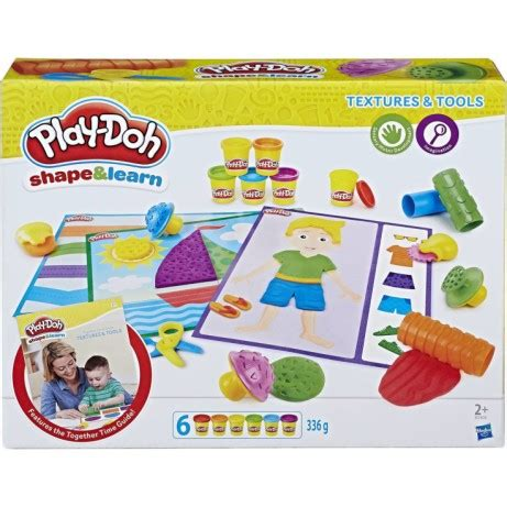 Mainan Anak Play Doh Shapes Learn Textures Tools Mainan Anak hobbycraft bournemouth snizl