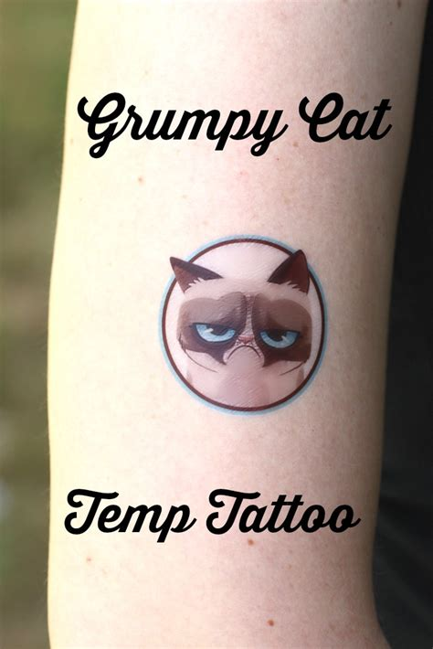 cat tattoo temporary what to give the cat who hates everything catch my party