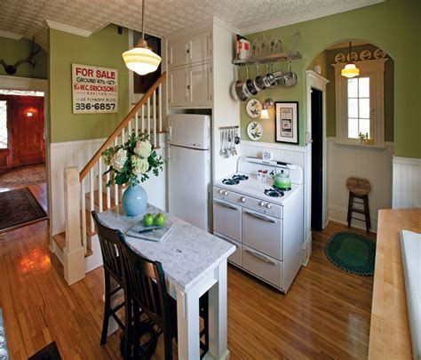 1940s Kitchen by 1940s Inspired Kitchen House