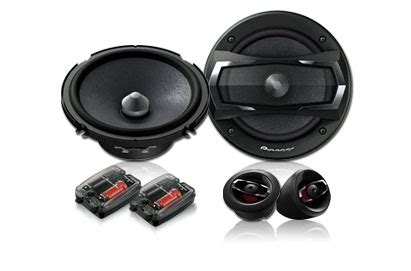 Speaker Split Pioneer 6 Ts G1605c 6inch split system