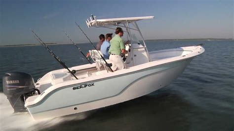 boat brands starting with sea brand new sea fox 236 center console cc boat in south