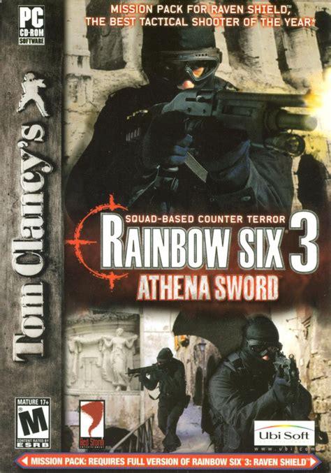 tom clancys rainbow   athena sword  macintosh