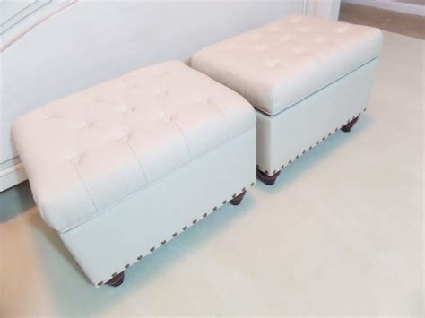 File Storage Ottoman Diy File Storage Ottoman Be My Guest With