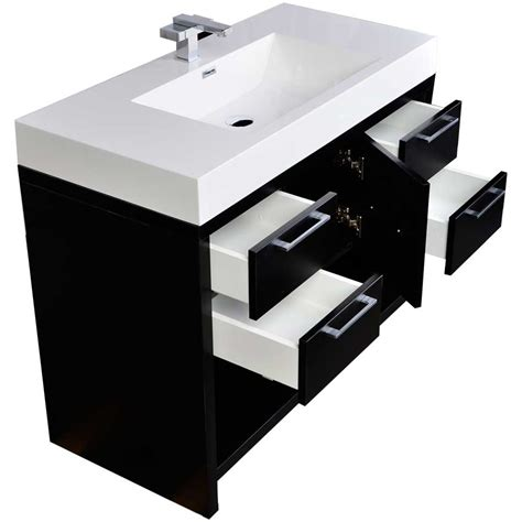 40 inch double sink vanity magnificent 20 modern bathroom vanities black design