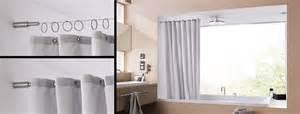 duschvorhang halterung badewanne duschvorhangstange aus edelstahl cns f 252 r badewanne dusche