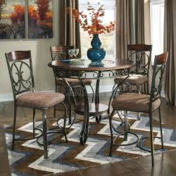 counter height dining room sets glambrey counter height dining room set casual dining
