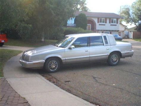 1992 Chrysler New Yorker by Chuckabesa 1992 Chrysler New Yorker Specs Photos