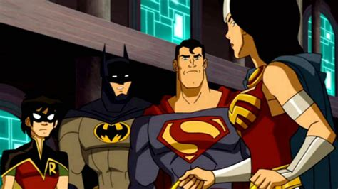 justice league animated film justice league movies the best and the worst