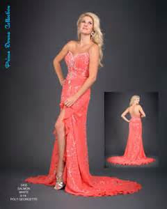 salmon colored dress salmon color prom dresses image search results