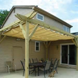 Retractable Roof For Pergola