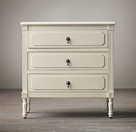 Restoration Hardware Nightstands by Louis Xvi Closed Nightstand Restoration Hardware