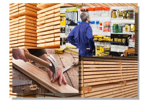 hardware lumber and building materials