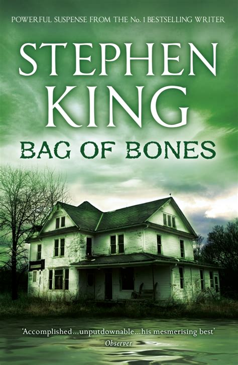 bag of bones dvd and book giveaway horror promotions and