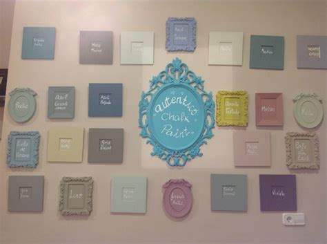 chalk paint marca autentico nuestra carta de color nuestros talleres autentico chalk