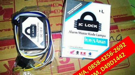 Jual Alarm Motor Matic by Wa 0858 4256 2692 Jual Aksesoris Motor Beat Jual
