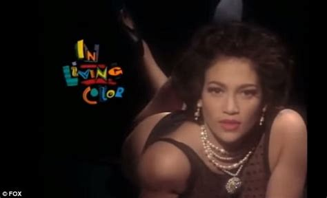 jlo in living color shares image from fly days