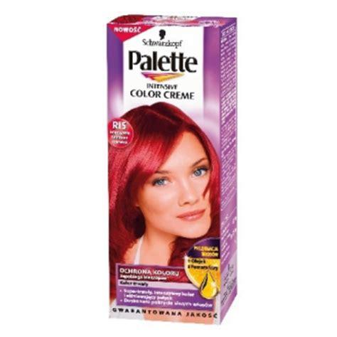 Palette Crvena Farba   palette crvena farba palette intensive color creme farba