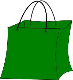 Green gift bag clip art at clker com vector clip art online royalty