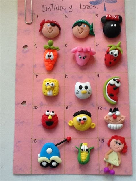 crafts with clay polymer clay crafts clay creations and recipes