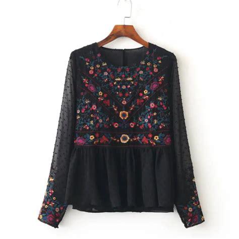 Bj 454 Casual Chiffon Blouse buy wholesale chiffon blouse from china chiffon