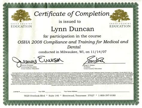 osha 10 certificate template best photos of osha certificate template osha