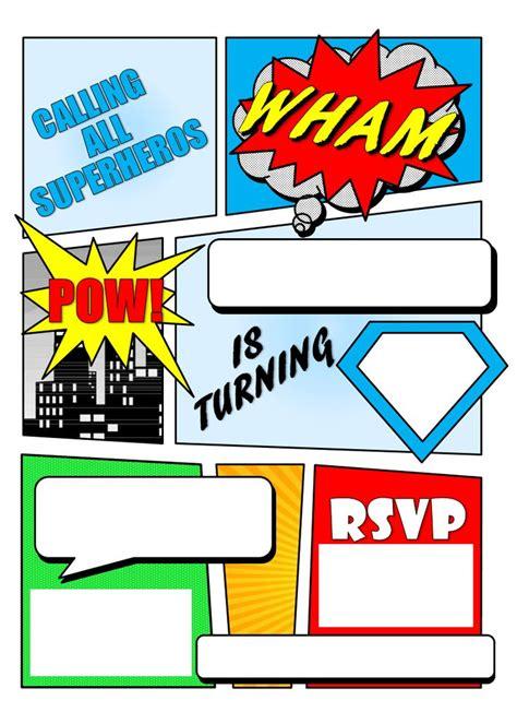 Superman Birthday Card Template by A0bf951e36a3cdd6e150fec88229dc0f