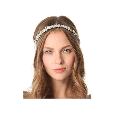 spotlight headband top 10 bridal hair accessories from johanna johnson and