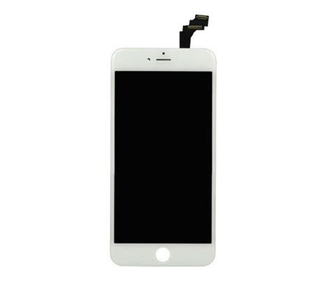 Repair Lcd Iphone 6 iphone 6 plus lcd screen digitizer replacement white