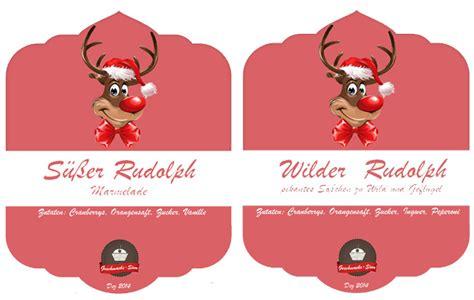 Flaschenetiketten Drucken Thermomix by Gebr 252 Der Rudolph Konfit 252 Ren Geschmacks