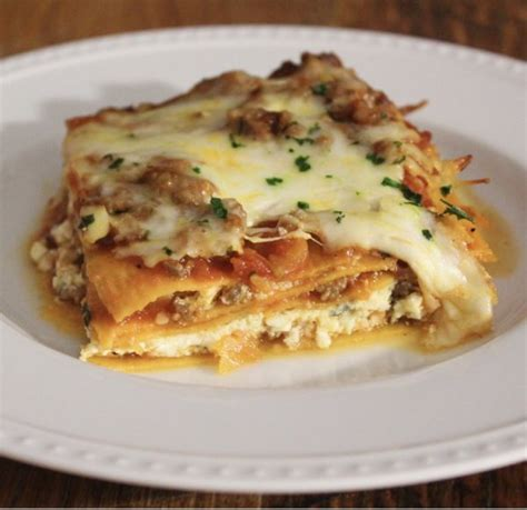 cottage cheese sweet recipes cottage cheese and sausage sweet potato lasagna swinton