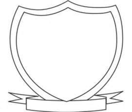 crest template crest template cliparts co