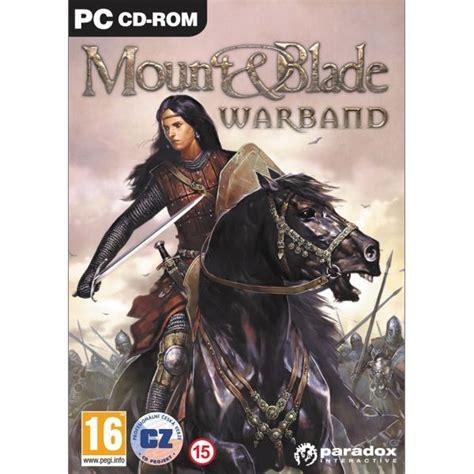 Pc Dvd Blade mount blade warband cz pc