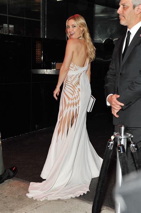 Kate Hudson Evita Gafe Fashion Em After  Ee  Party Ee   Do Met Gala