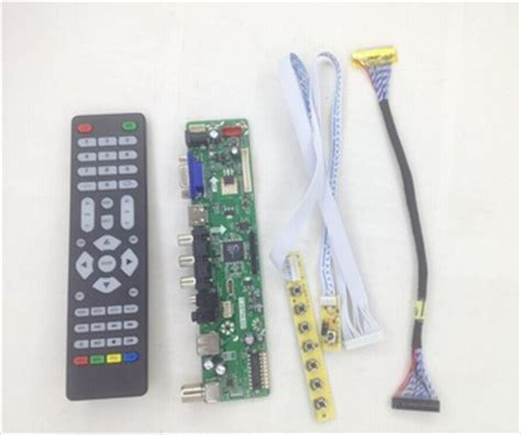 Sparepart Tv Led Samsung universal lcd led tv mainboard for14 32 inch samsung tv
