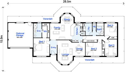 house plans for builders easy to build home plans builder house plans e house