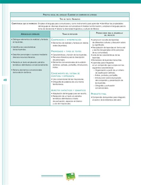 programa de estudios 2011 primaria sexto grado pdfs programas de estudio 2011 guia para el maestro quinto grado